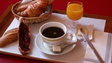 photo petit déjeuner