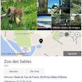 Zoo les Sables d'Olonne
